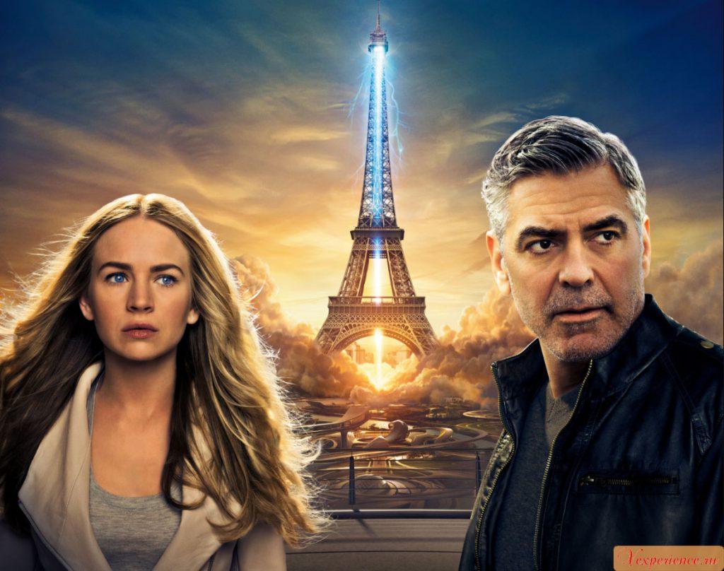 Земля будущего Tomorrowland George Clooney Джордж Клуни Бритт Робертсон